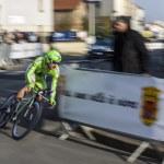 Paris- Nice Cycling Race Action — Stock Photo #22259001