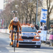 Cylist Verdugo Gorka- Paris Nice 2013 Prologue in Houilles — Stock Photo #22259025