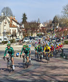 Paris Nice 2013 Cylcing Rrace- Stage 1 in Nemours — Foto Stock