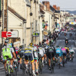 Peloton- Paris Nice 2013 in Nemours — Stock Photo #22270595