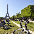 Stock Photo: Trikke Vehicles in Paris