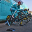 Astana Pro Cycling Team — Stock Photo