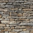 Granite Stones Wall — Stock Photo