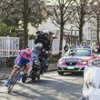 Cycling road race Paris - Nice 2013 in Houilles — Stock Photo #26297115