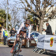 Cycling road race Paris - Nice 2013 in Houilles — Stock Photo #26297127