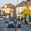 Постер, плакат: The Cyclist Nicolas Roche Paris Nice 2013 Prologue in Houilles