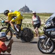 Le Tour de France Action — Stock Photo