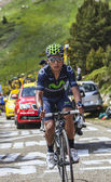 The Cyclist Nairo Alexander Quintana Rojas — Stock Photo