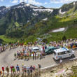 Ambulance of Le Tour de France — Stock Photo