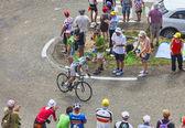 The Cyclist Julien El Fares — Stock Photo
