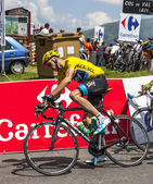 Yellow Jersey- Christopher Froome — Stock Photo