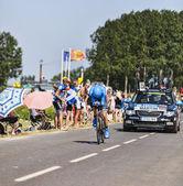 Cyklisten daniel martin — Stockfoto