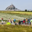 Stock Photo: Tour de France Landscape