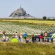 Tour de France Landscape — Stock Photo