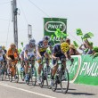 The Peloton Delayed — Stockfoto
