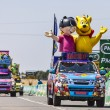 Haribo Vehicles — Stockfoto