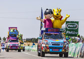 Haribo Vehicles — Photo