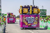 Belin Box Vehicles — Stock Photo