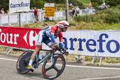 Le cycliste lieuwe westra — Photo