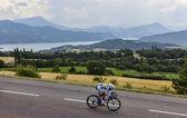 The Cyclist Thomas De Gendt — Stock Photo