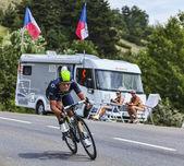 The Cyclist Jose Joaquin Rojas Gil — Stock Photo