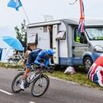 ������, ������: The Cyclist Ryder Hesjedal