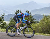 The Cyclist Ryder Hesjedal — Stock Photo