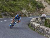 The Cyclist Michael Albasini — Stock Photo