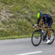 Stock Photo: Cyclist Andrey Amador