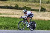 The Cyclist Peter Velits — Foto de Stock