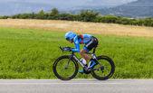 El ciclista daniel martín — Foto de Stock