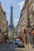 Parisian Street — Stock Photo