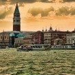 Venetian Sunset — Stock Photo #41604287