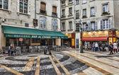 Place du Change- Avignon, France — Stock Photo