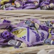 Постер, плакат: Avignon Souvenirs Little Sacks with Lavender and Cicadas