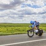 ������, ������: The Cyclist Christian Vande Velde