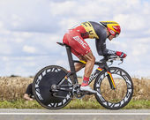 Philippe Gilbert — Stock Photo