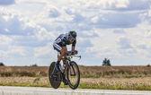 El ciclista alejandro valverde — Foto de Stock