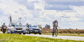 Il pinot thibaut ciclista — Foto Stock