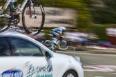 Tour de France Abstract — Stock Photo