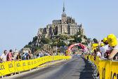 Spectators of Le Tour de France — Stock Photo