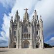 The Temple del Sagrat Cor (Church of the Sacred Heart) — Stock Photo #13269422