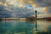Port Vell. Barcelona. Spain. — Stock Photo