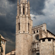 Architecture of Gerona. Spain. — Stock Photo