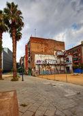 Barcelona. Spain. — Stock Photo