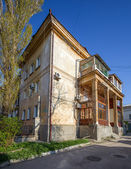 Architecture of Sevastopol. Crimea. Ukraine. — Stockfoto