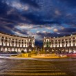 Architecture of Rome. Italy. — Stock Photo