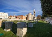 Church of St. Donat, Zadar, Croatia — Stock Photo