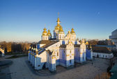 Saint Michael's cathedral in Kiev, Ukraine — Stock Photo