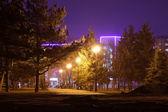 Ciudad de la noche — Foto de Stock